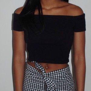 Zara Shoulder Top
